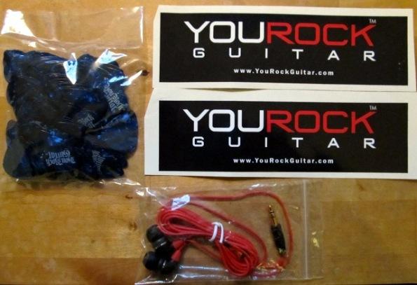 You Rock Guitar gifts